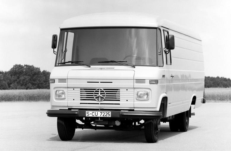 MERCEDES-BENZ T2/L фургон/универсал