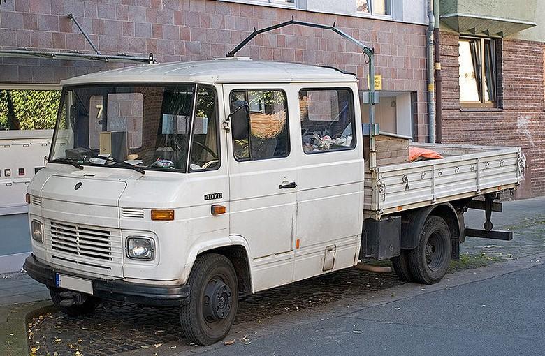 MERCEDES-BENZ T2/L грузовой