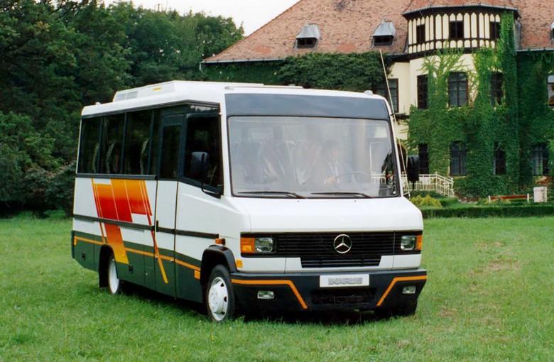 MERCEDES-BENZ T2/LN1 автобус