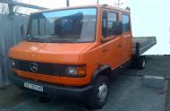 MERCEDES-BENZ T2/LN1 грузовой