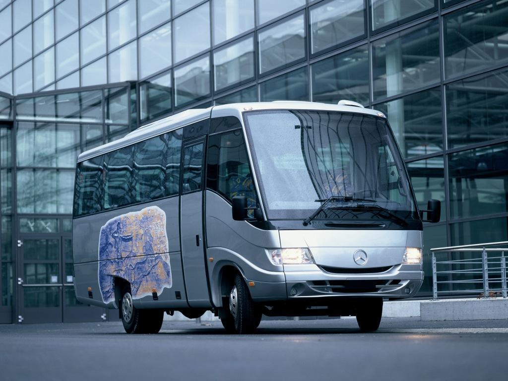 MERCEDES-BENZ VARIO автобус