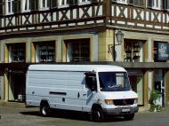 MERCEDES-BENZ VARIO фургон/универсал