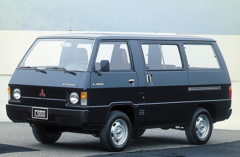 MITSUBISHI DELICA автобус (LO3_P/G, L0_2P)