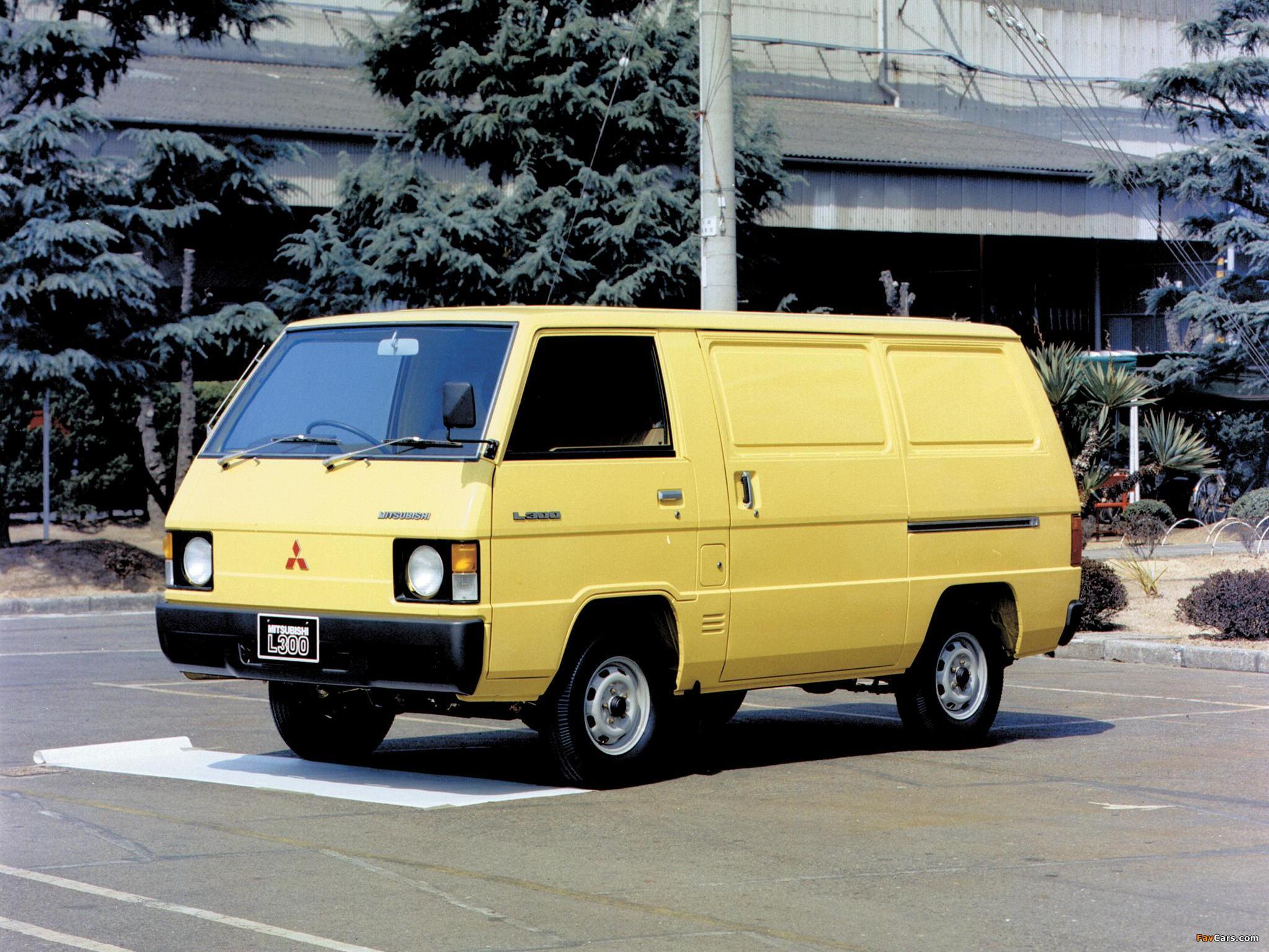 MITSUBISHI DELICA фургон (P0_W, P1_W)