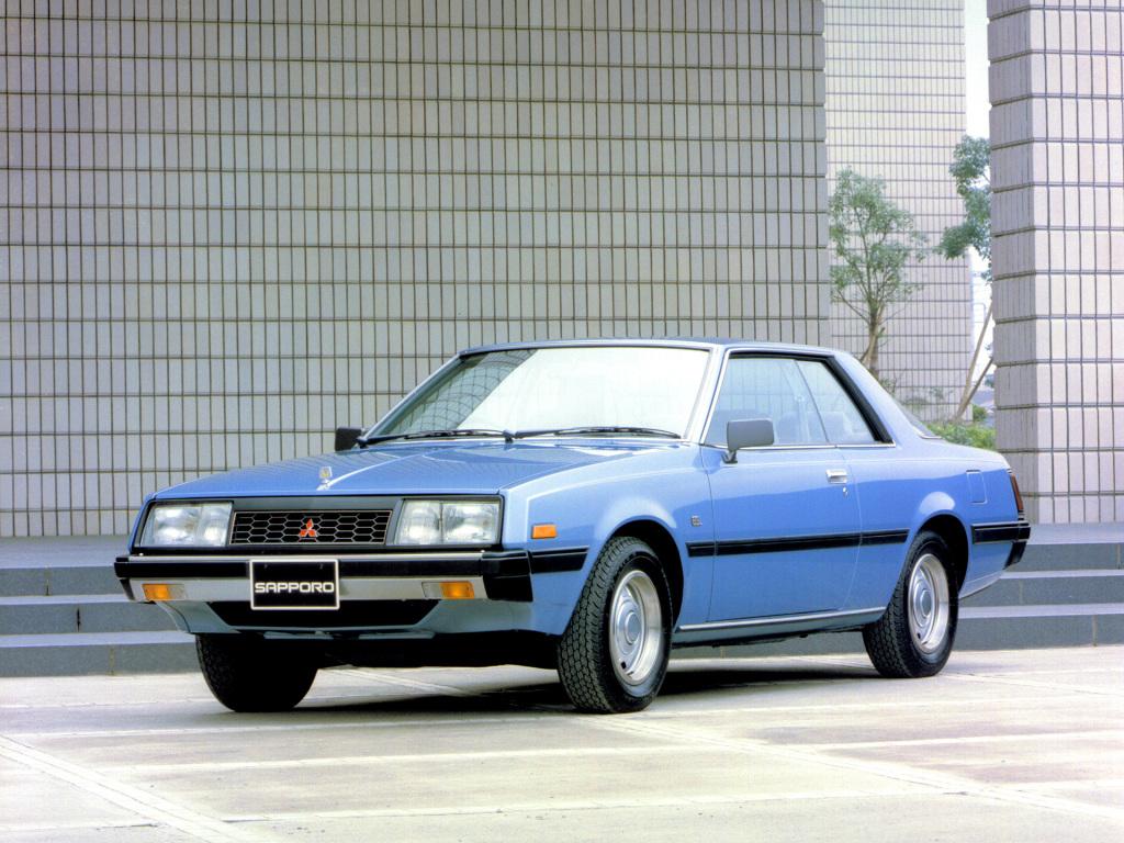MITSUBISHI SAPPORO Mk II (A16_A)