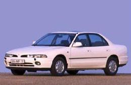 MITSUBISHI GALANT Mk V седан (E5_A, E7_A, E8_A)