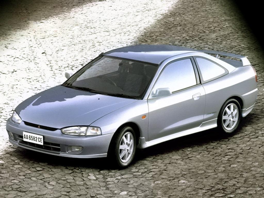 MITSUBISHI LANCER купе (CE)