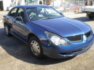 MITSUBISHI MAGNA седан (TL, TJ, TH, TE, TW, TF)