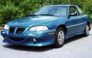 PONTIAC GRAND AM купе