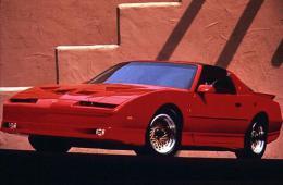 PONTIAC FIREBIRD '89
