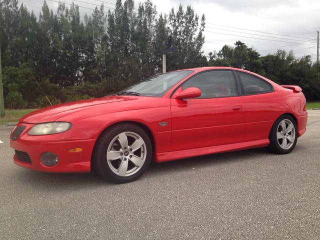 PONTIAC GTO [USA] купе (US)