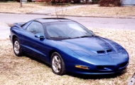 PONTIAC FIREBIRD `93 купе