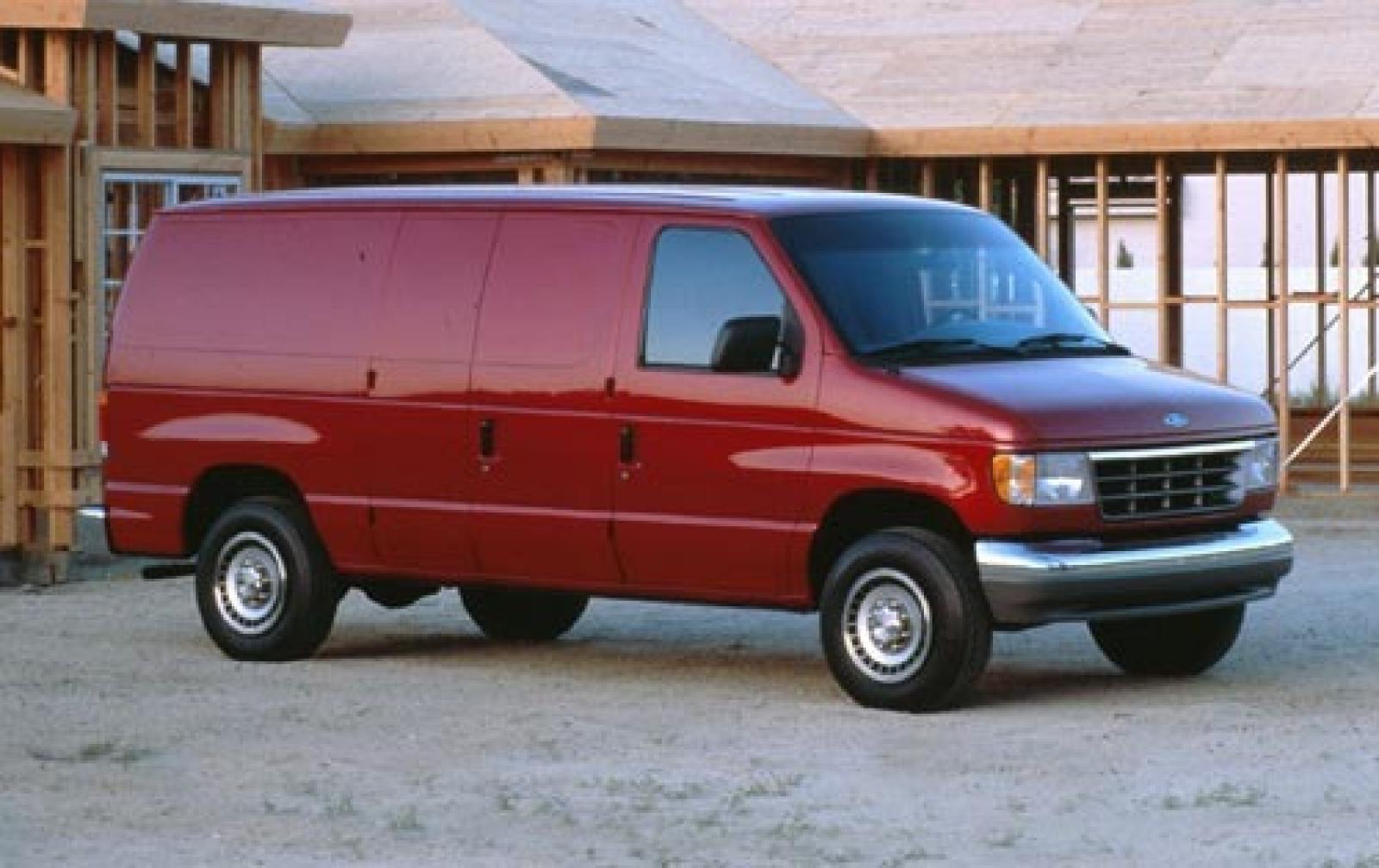 FORD USA ECONOLINE фургон