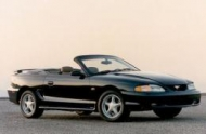FORD USA MUSTANG Convertible (C)