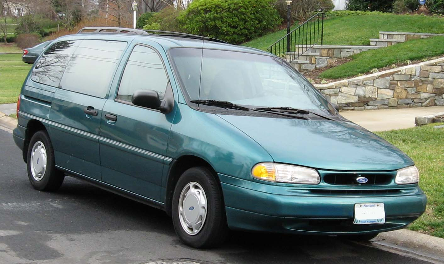 FORD USA WINDSTAR (A3)