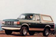 FORD USA BRONCO Mk II