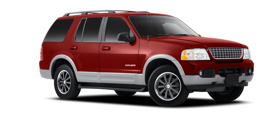 FORD USA EXPLORER
