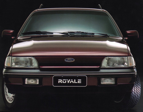 FORD USA ROYALE