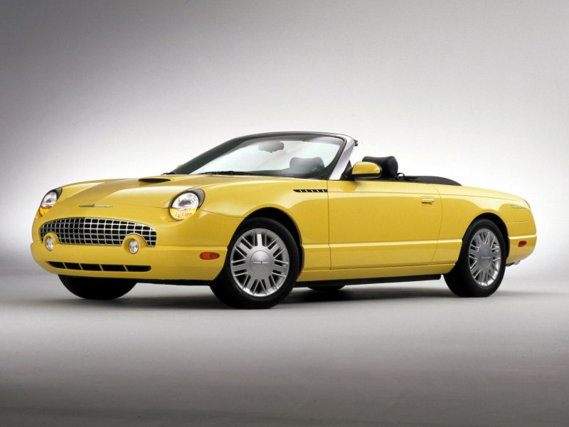 FORD USA THUNDERBIRD кабриолет