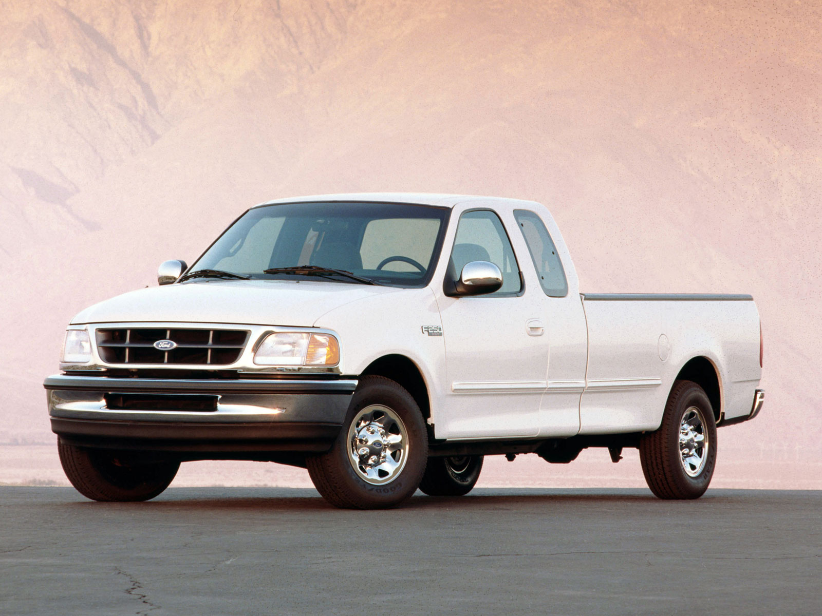 FORD USA F250