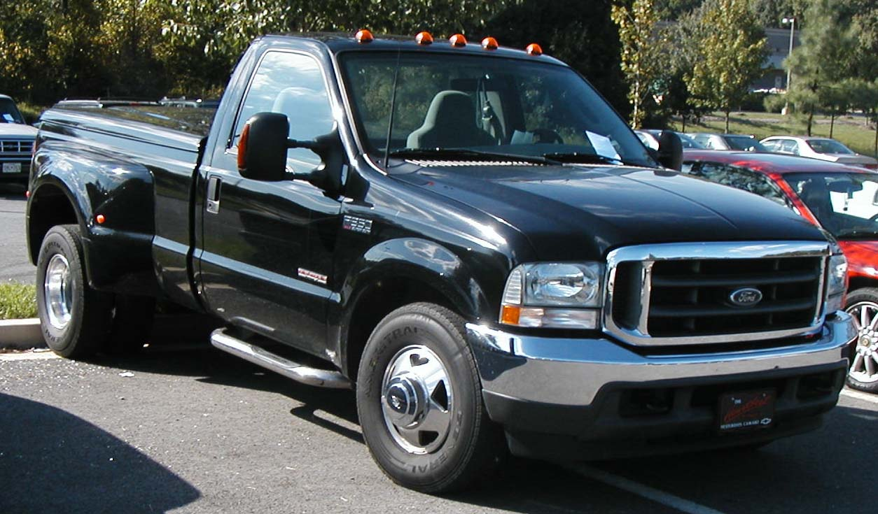 FORD USA F350