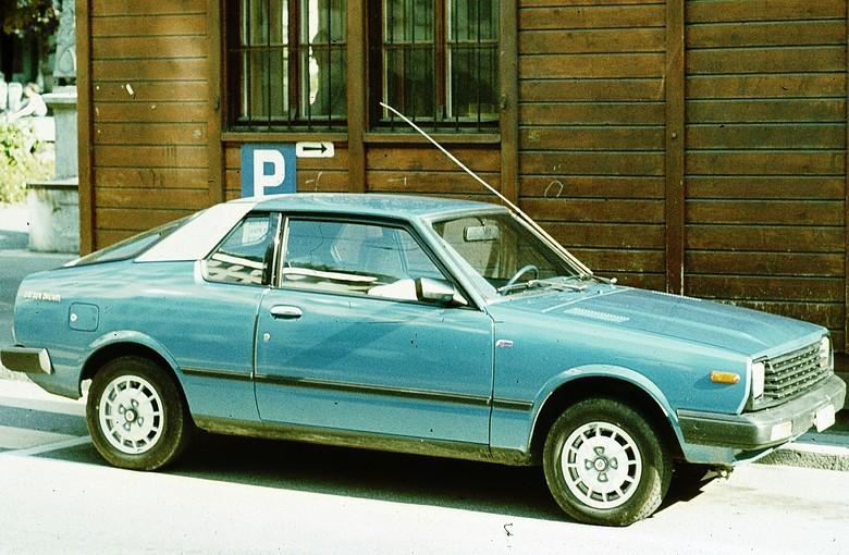 NISSAN 310 II купе (N10)