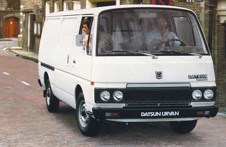 NISSAN URVAN фургон (E23)