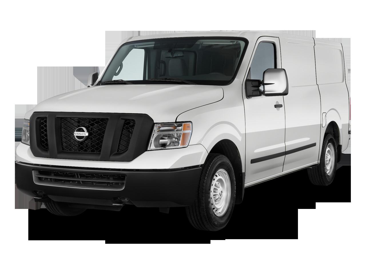 NISSAN NV 2500 [USA] Standard Cargo Van (US)
