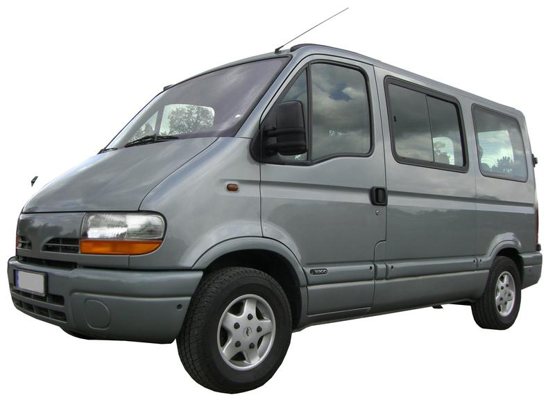 NISSAN INTERSTAR автобус (X70)