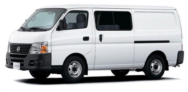 NISSAN URVAN фургон (E25)