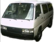 NISSAN URVAN фургон