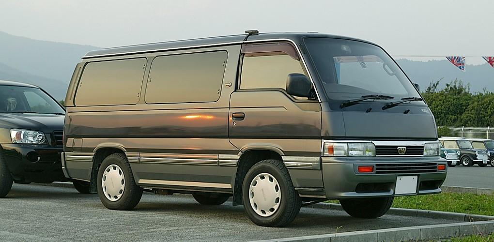 NISSAN HOMY фургон
