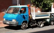 NISSAN TRADE грузовой