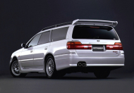 NISSAN STAGEA (WC34)