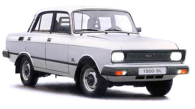 MOSKVICH 2140