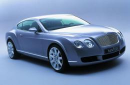 BENTLEY CONTINENTAL купе