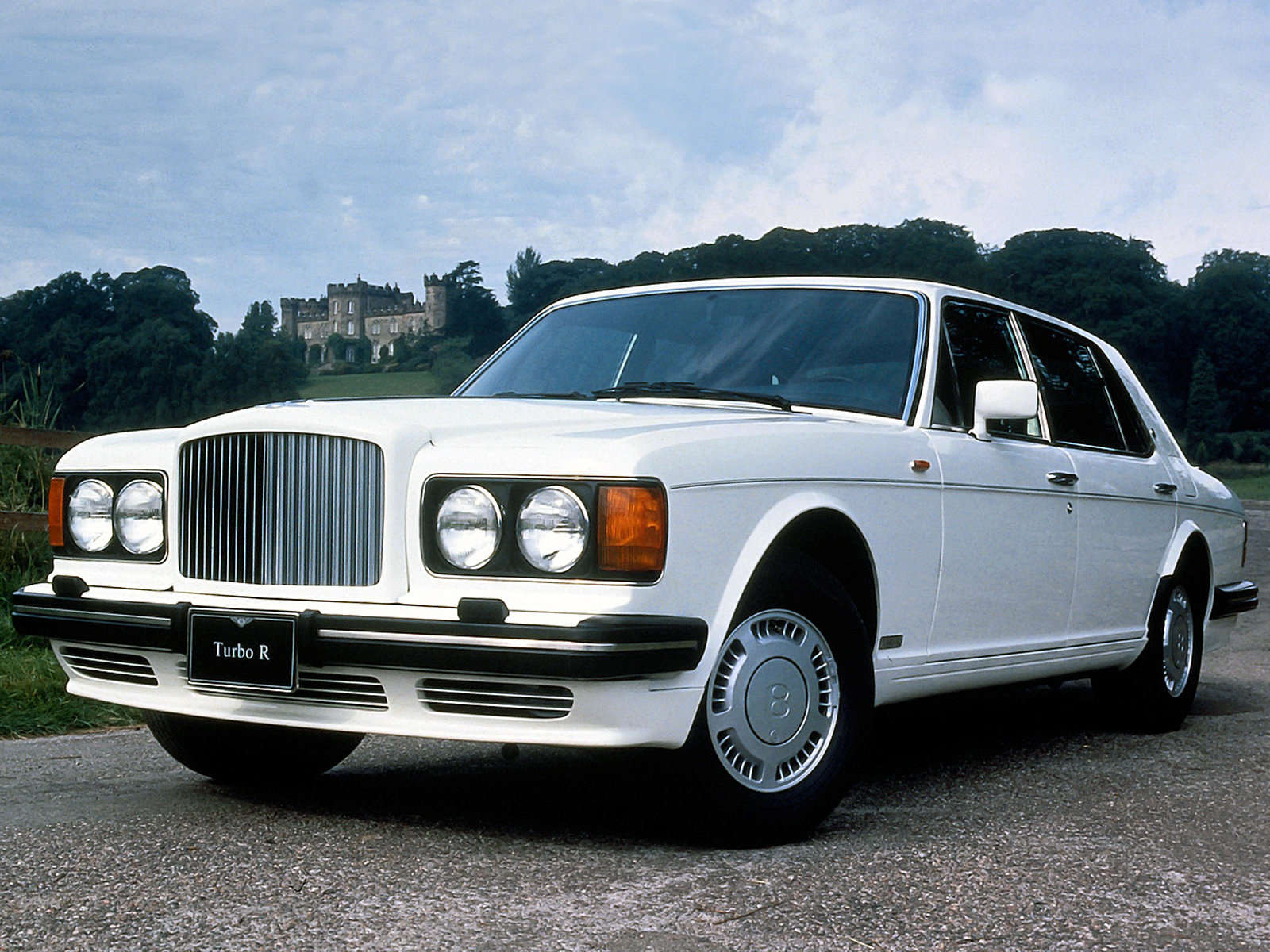 BENTLEY TURBO R седан