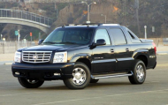 CADILLAC ESCALADE [USA] Crew Cab Pickup (US)