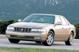 CADILLAC SEVILLE седан