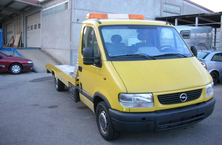 OPEL MOVANO грузовой (U9, E9)