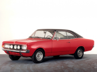 OPEL COMMODORE A купе
