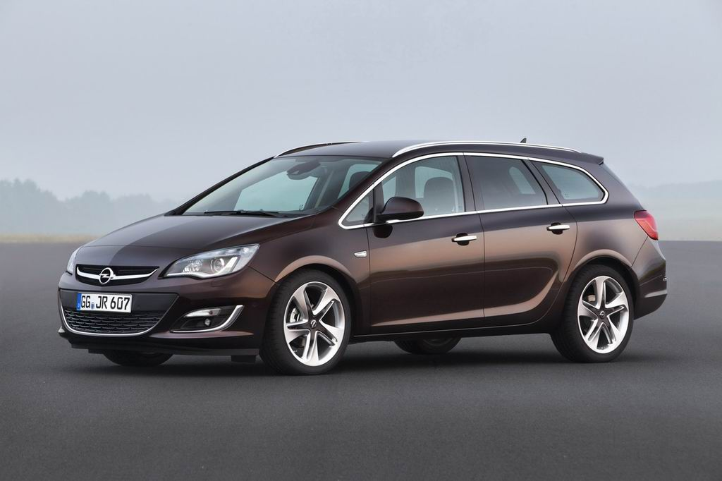 OPEL ASTRA Sports Tourer (J)