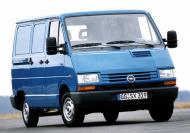 OPEL ARENA фургон