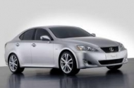 LEXUS IS II седан (GSE2_, ALE2_, USE2_)