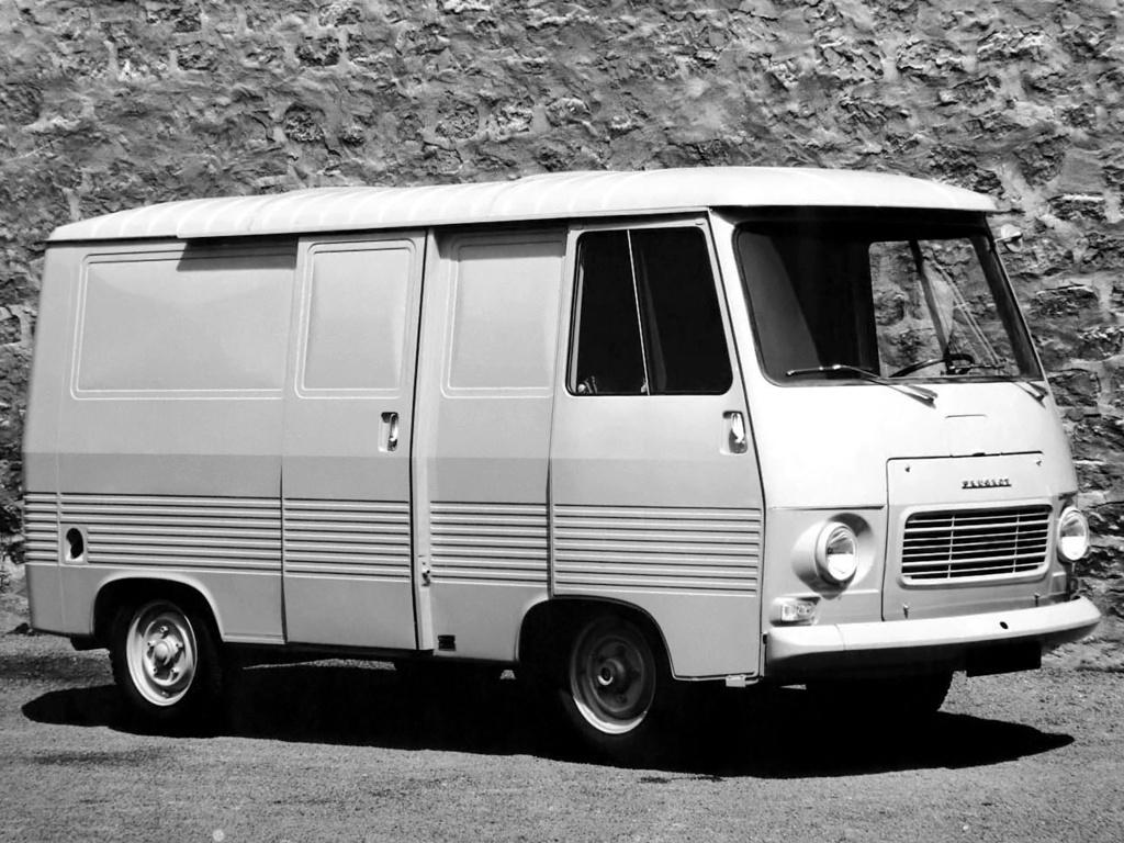 PEUGEOT J7 фургон