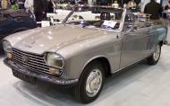 PEUGEOT 204 кабриолет