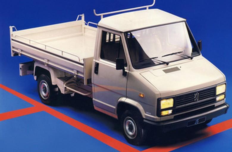 PEUGEOT J5 грузовой (290L)