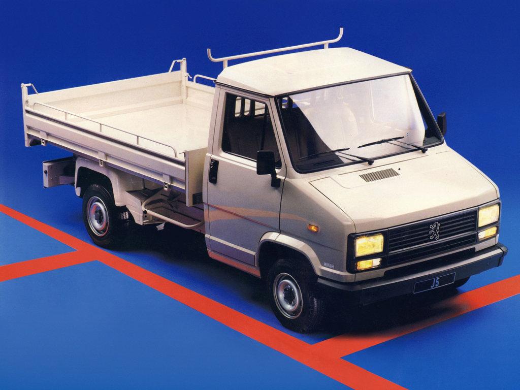 PEUGEOT J5 грузовой (280L)