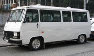 PEUGEOT J9 автобус