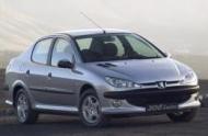PEUGEOT 206 седан